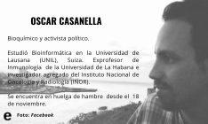 Quiénes son los activistas en huelga de hambre del Movimiento San Isidro (2)