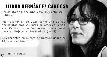 Quiénes son los activistas en huelga de hambre del Movimiento San Isidro (6)