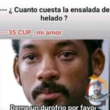 ¡De risa! Memes sobre el precio del helado de Coppelia en Cuba 2