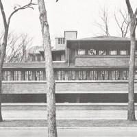 1909 · Casa Frederick Robie.