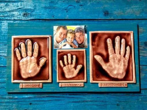 huellas tres generaciones