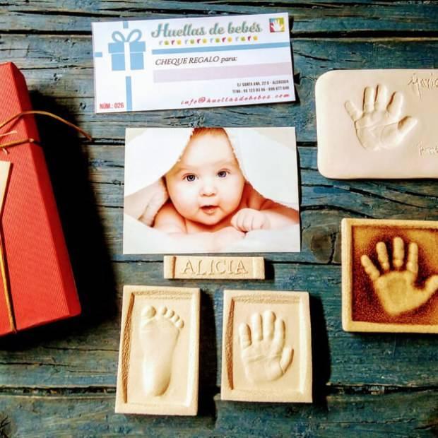 Las huellas de tu bebé en Valencia