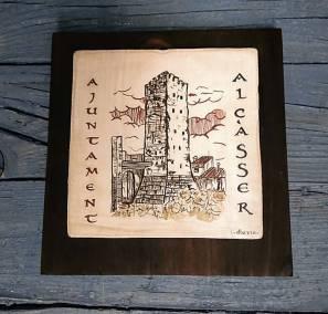 socarrat personalizado torre Alcàsser