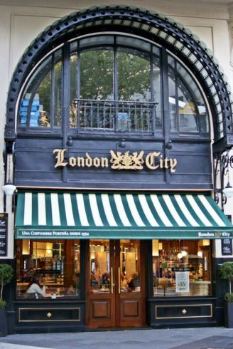 Café London