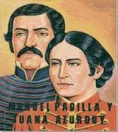 Juana y Manuel