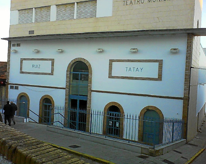 Resultado de imagen de teatro ruiz tatay zalamea