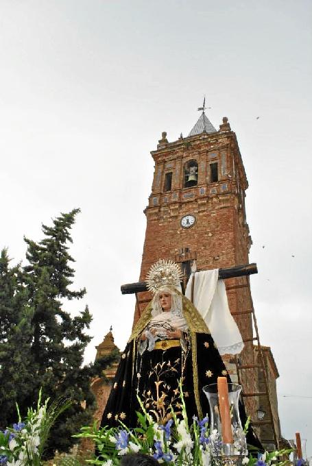 Resultado de imagen de semana santa zalamea la real