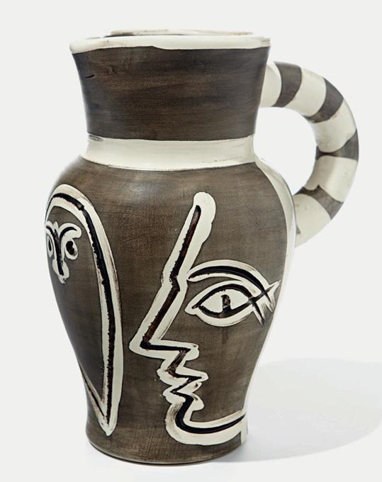 Resultado de imagen de Periodo Vallauris pablo picasso obras ceramicas