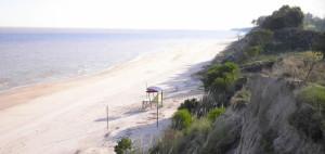 Una imagen de la playa de Kiyu. / Foto: viajesuruguay.com