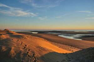Ayamonte cuenta con cuatro playas que se extienden a lo largo de 7 km.