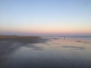 Las interminables playas de Punta Umbría invitan al relax y el disfrute de la naturaleza.