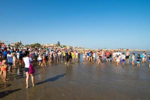 Cada año crece el número de turistas internacionales.