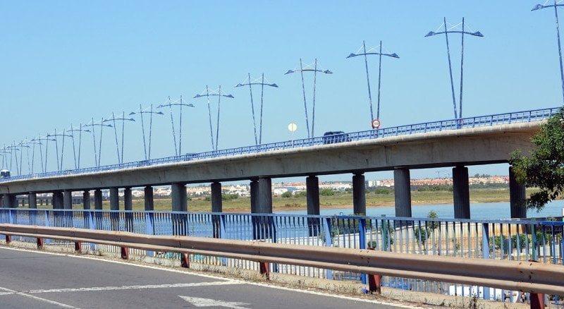 La autovía A-497 es la conexión natural entre la ciudad de Huelva con las zonas residenciales