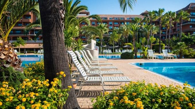 Hotel puertoantilla islantilla
