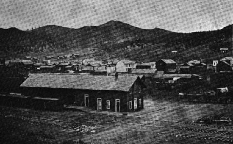 Garland City Colorado