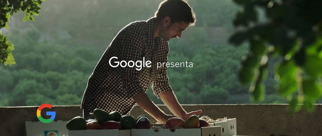 anuncio de google actívate huerta tropical