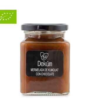 Mermelada de Kumquat con Chocolate