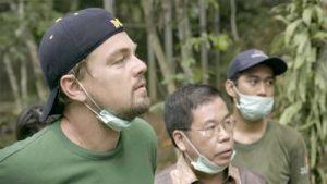 DiCaprio en el documental Antes de que sea tarde, Before the flood.