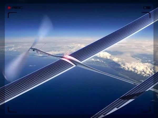 drone solar