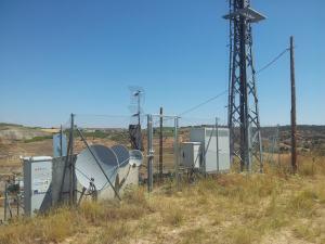 Centro difusor TDT de Saceda del Río