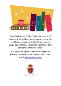 clublecturahuete