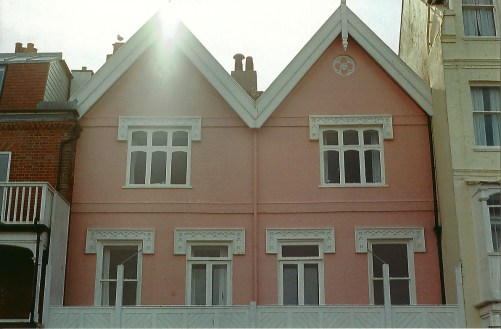 casa rosas, bonito
