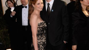 Pam & Jim at the Golden Globes