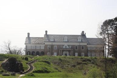 Felt Mansion, front.