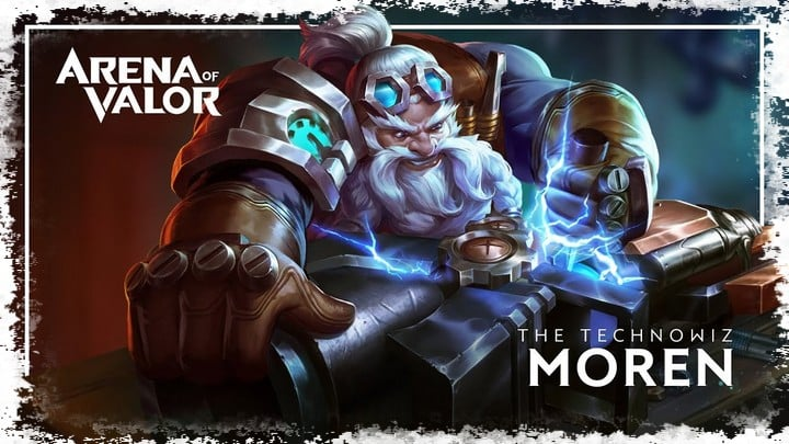 Moren arena of valor build
