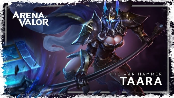 Taara arena of valor build