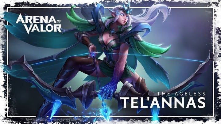 Tel'annas arena of valor build