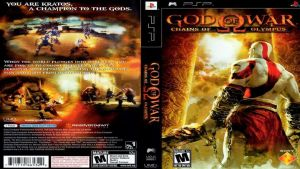 God of War: Chains of Olympus (PSP ISO) PT-BR