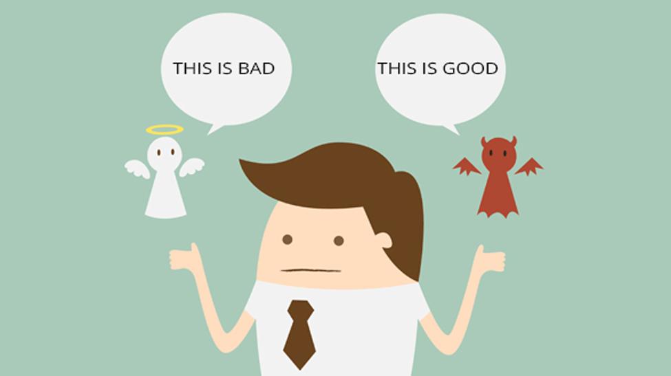 Positive Vs Negative Reinforcement Cartoons