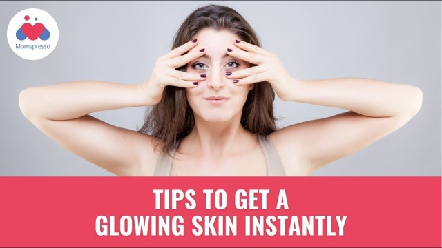 Tips To Getting Glowing Skin On Your Face