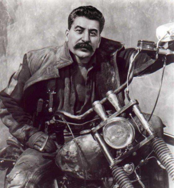 Badass Stalin Not Funny I Know