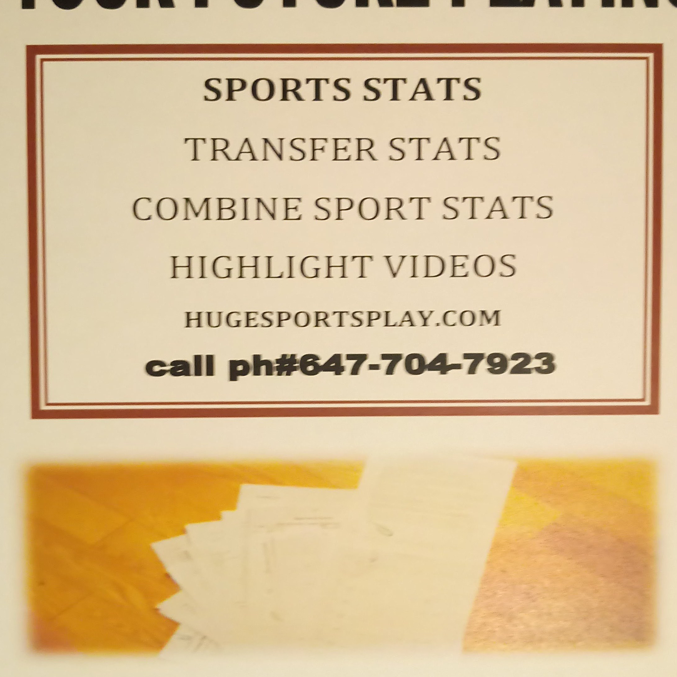 Huge Sports Play