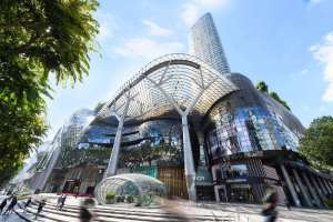 ION Orchard Mall SIngapore