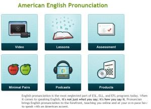 Pronuncian homepage