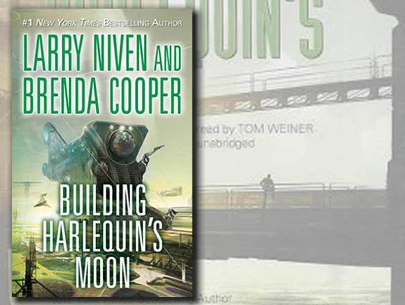 Review: Building Harlequin's Moon