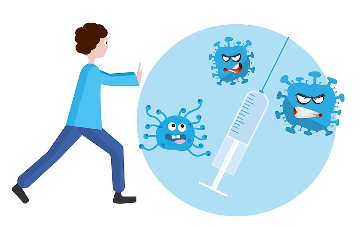 Read more about the article Aider notre corps face au vaccin