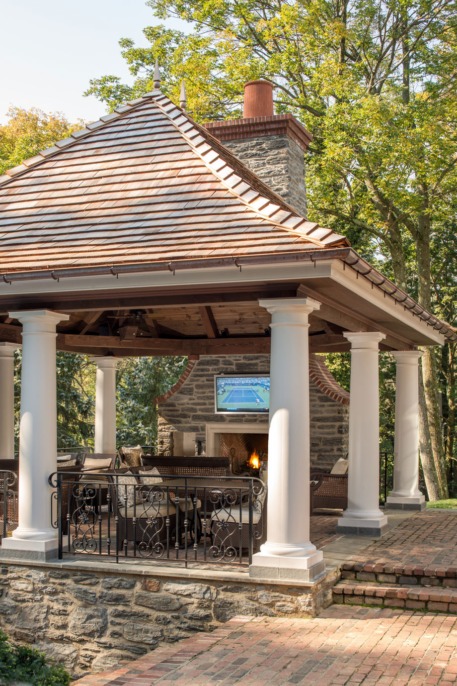 Gladwyne Pavilion