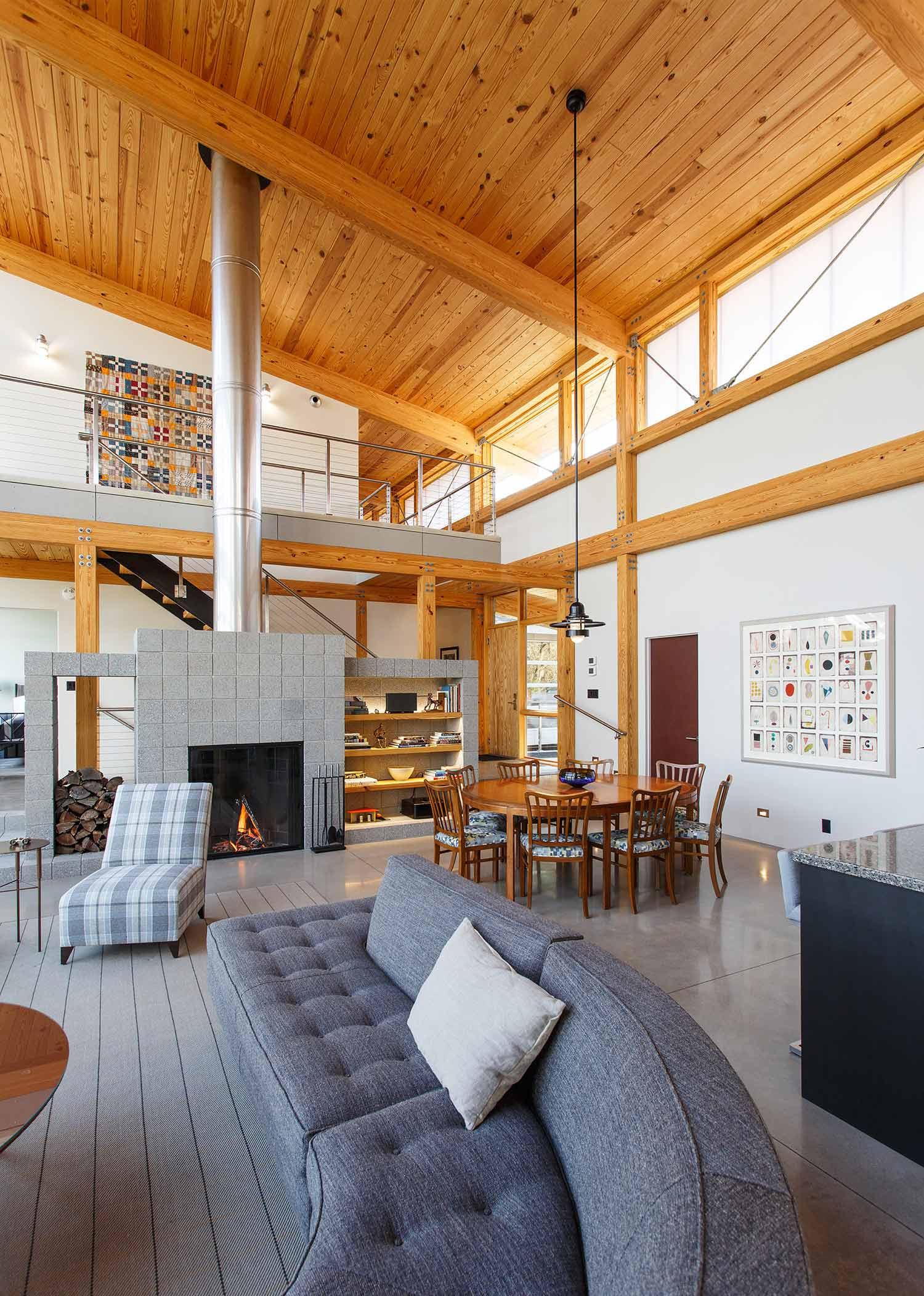 Hugh Lofting Timber Framing Inc.