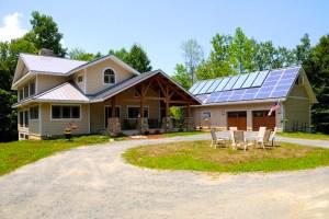Net Zero Off-the-Grid House