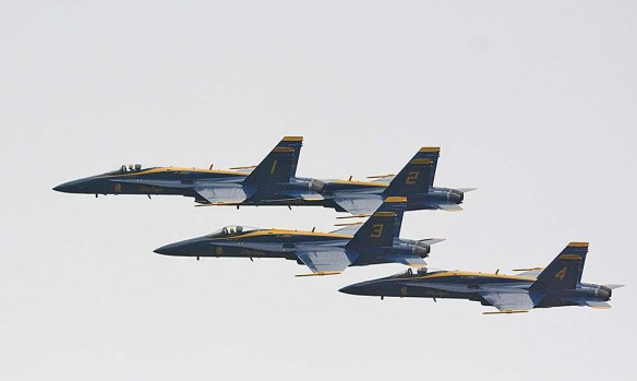 Blue Angels 45
