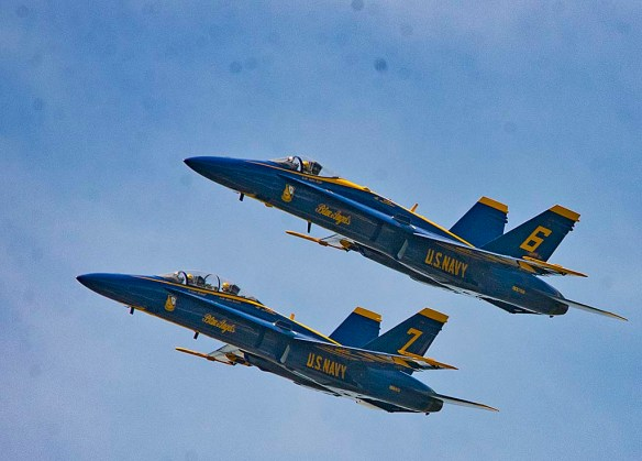 Blue Angels 55