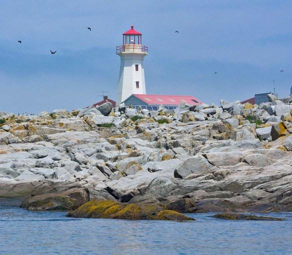 Machias Lighthouse 1
