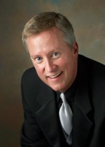 Gastdirigent Christopher Cock