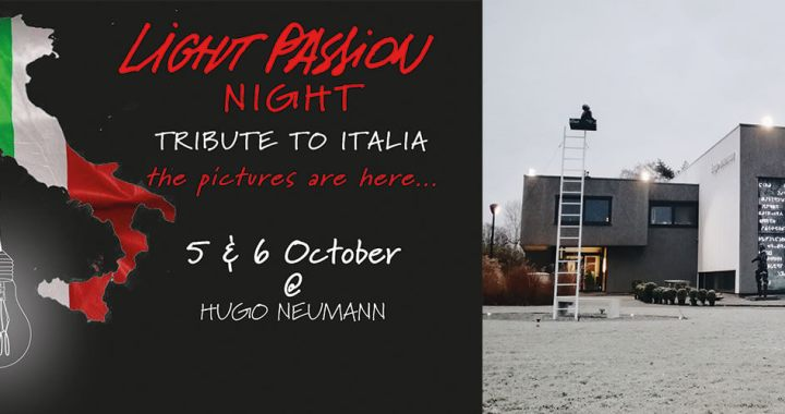 light passion night tribute to italia by hugo neumann