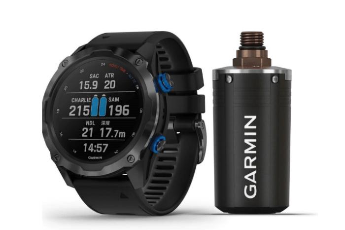 Garmin 潛水電腦錶