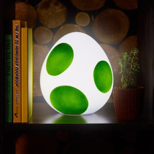 lampe oeuf de yoshi